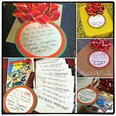 How to Gift the Twelve Days of Christmas to a Recipient