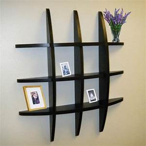 decorating living room with adorable shelving With wall racks designs for living rooms