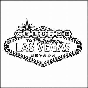 template for a las vegas welcome sign delta chi pinterest With welcome to las vegas sign template