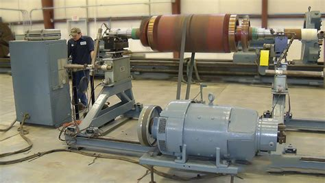 Electric Motor Balancing by Allen S Electric Motor Services