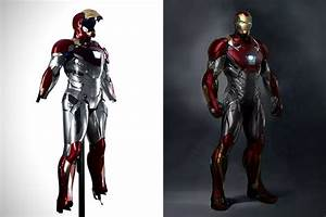 Full Body Armors Wearable Iron Man Suit and 3 More Cool ...