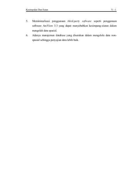 Contoh Database Dalam Sistem Informasi Manajemen - Zentoh