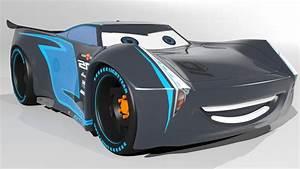 Storm Cars 3 : jackson storm cars 3 model turbosquid 1189077 ~ Medecine-chirurgie-esthetiques.com Avis de Voitures