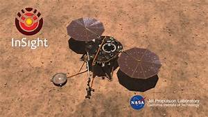 NASA's Mars InSight Mission Is Ready To Launch