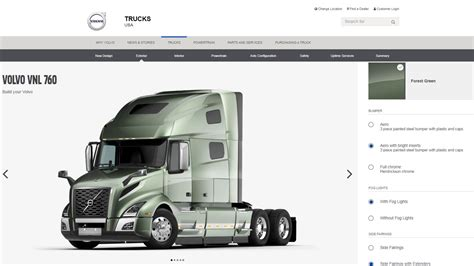 Volvo Trucks Enables Virtual Design And Specs For Volvo