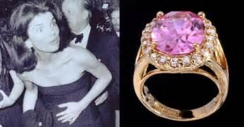 original wedding ring retro gran jackie kennedy 39 s jewelry
