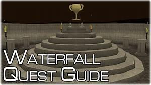 RuneScape - Wat... Waterfall Quest
