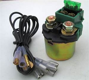 Starter Solenoid Honda Goldwing 1500 1988