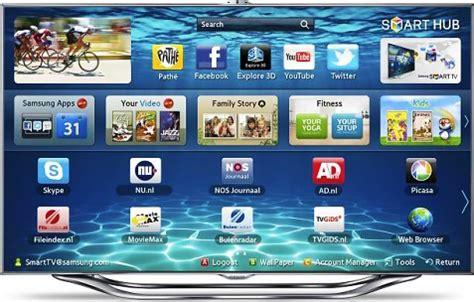 aanbieding samsung smart tv