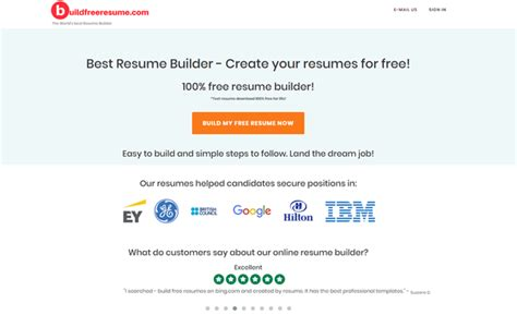 what is the best free online resume builder quora