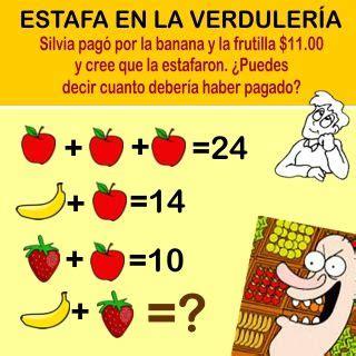 Retos para divertidos y extremos. Preguntas Capciosas Juegos Ingeniosos y Desafíos Matematicos   Acertijos matematicos resueltos ...