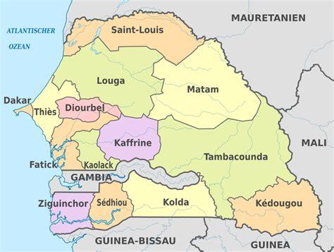 File:Senegal, administrative divisions - de - colored.svg ...
