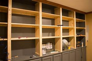 The, Affordable, Way, To, Build, Built, In, Bookshelves, Part, 2, U2022, Roots, U0026, Wings, Furniture, Llc