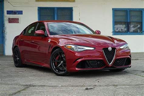 Alfa Romeo Seems To Be In The Middle Of A Giulia