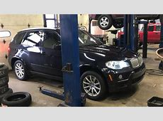 BMW X5 Air Suspension Calibration YouTube