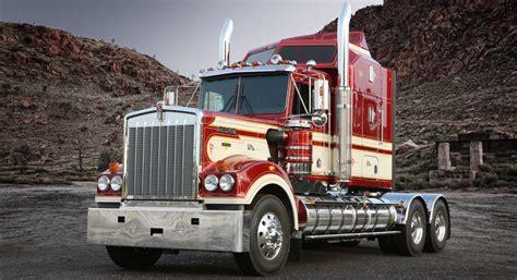 all kenworth trucks kenworth debuted legend 900 truck at brisbane truck show