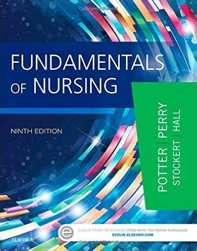 Test Bank for Fundamentals of Nursing 9th Edition by Potter