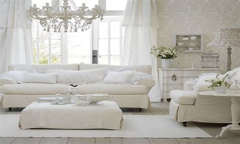Choosing White Living Room Furniture  Living Room