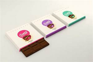 50 most beautiful chocolate packaging designs jayce o yesta With candy packaging ideas
