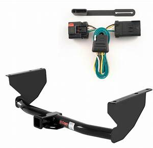 Curt Class 3 Trailer Hitch  U0026 Wiring For Jeep Grand Cherokee