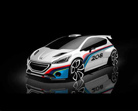 Peugeot Automobiles 2 Desktop Wallpaper