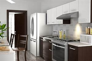 Diseu00f1a, Tu, Cocina, Para, Espacios, Pequeu00f1os, U2013, The, Home, Depot, Blog