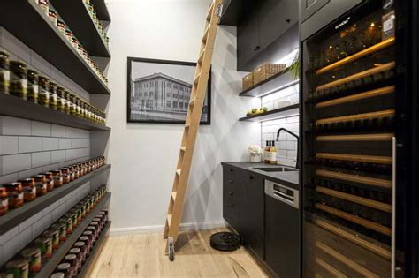 building  ideal butlers pantry eurocave