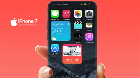 iphone 7 preview iphone 7 concept with ios 10 preview apple lives