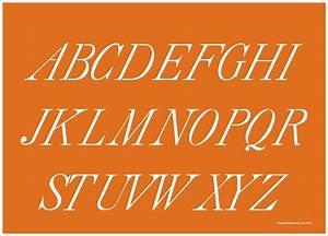 half inch 18th century italic alphabet stencils uppercase With buy letter stencils