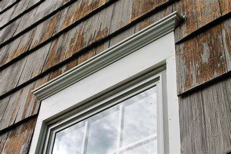 Azek Window Sill by Exterior Window Drip Cap Vp27 Roccommunity