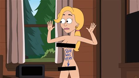 brickleberry only ethel mega porn pics