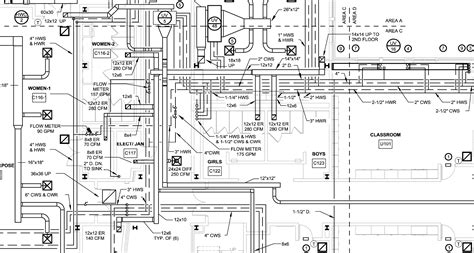 cad  bim drafting outsourcing services mep cad