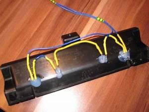 Led In Reihe : getr nkehalter selber machen ambiente version rote led forum civic 96 00 ~ Watch28wear.com Haus und Dekorationen