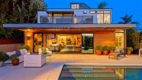 Prefab Homes For Sophisticated Tastes  Los Angeles Times
