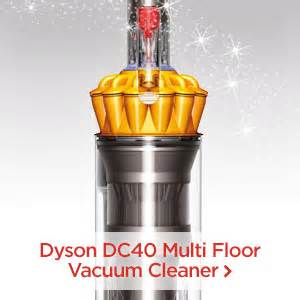 dyson dc40 multi floor vacuum cleaner kitchen appliances cookers washing machines currys