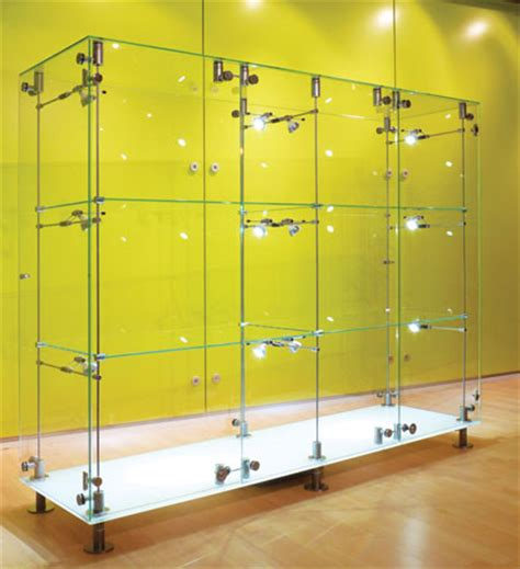 used lockable glass display cabinets glass freestanding display cabinets shopkit uk