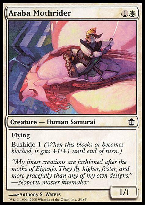 proxies for deck quot mono w samurai quot deckstats net