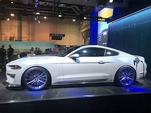Electric Ford Mustang Has 900 Horsepower And A Manual