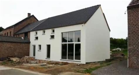 isolation des murs par l ext 233 rieur sous cr 233 pi renover ma maison