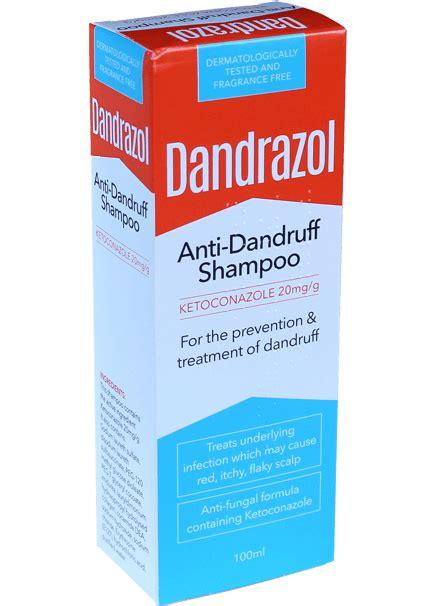 dandrazol shampoo ml anti dandruff shampoo