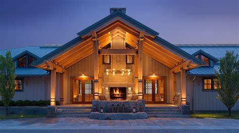 timber frame barns gallery  energy works