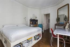 un appartement parisien cocon de decoration le blog With decoration paris pour chambre