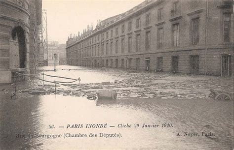 chambre versailles 1910 great flood of in