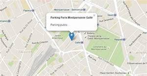 40 Rue De La Gare Rouffach : parking montparnasse gait gare montparnasse ~ Premium-room.com Idées de Décoration