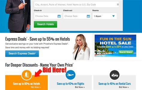 Priceline Bid by Cheap Hotels Priceline Rouydadnews Info