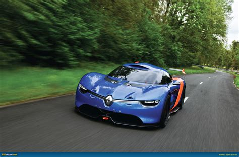 Alpine Renault by Ausmotive 187 Renault Alpine A110 50 Revealed