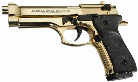 Voltran Jackal. Blank Guns