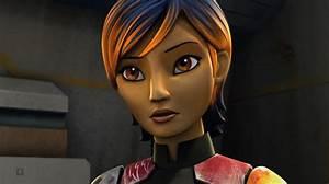 She's Fantastic: Star Wars Rebels SABINE WREN!