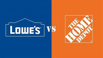 Depot Vs Lowes Lowe Stores Prices Improvement