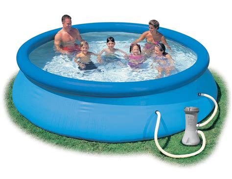 intex 12 x 30 quot easy set above ground swimming pool filter 28131eh ebay